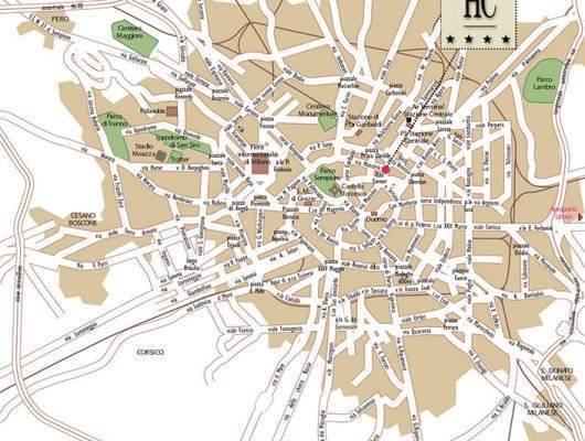 Hotel-Cavour-Milano-Centro-Storico_map