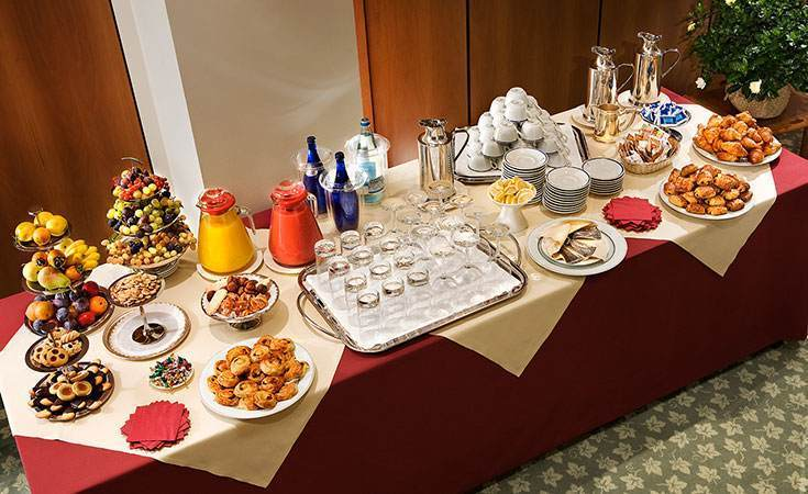 convention-buffet