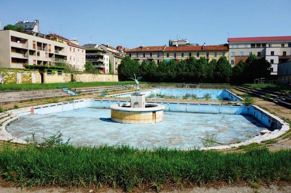 Riqualificazione urbana la nuova piscina caimi hotel cavour - Piscine di milano ...