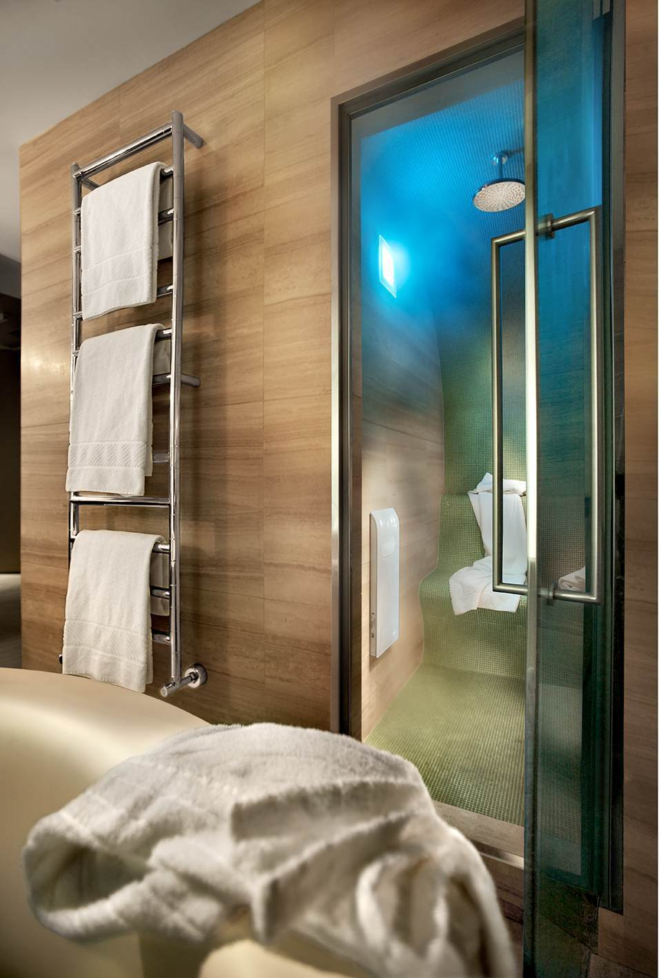 Camera Romantic Executive con Bagno Turco privato - Hotel Cavour