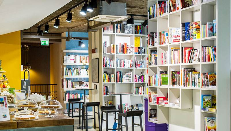 The Best Book Bars In Milan Hotel Cavour