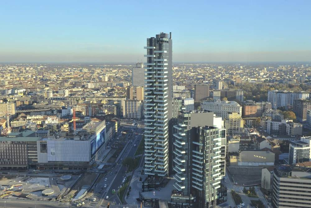 Milan From Above Top 6 Best Panoramic Spots Hotel Cavour
