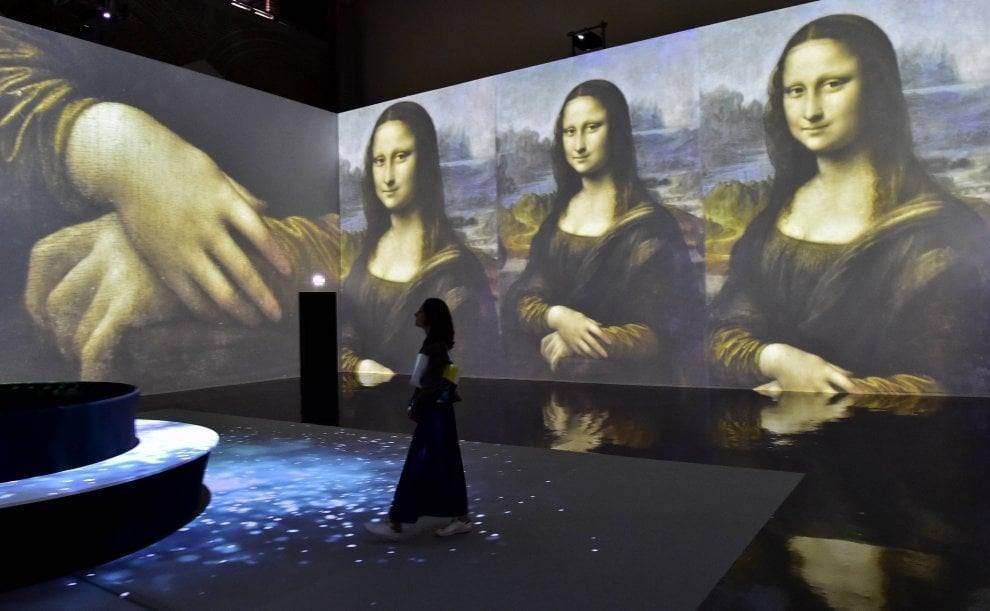 Leonardo in 3D