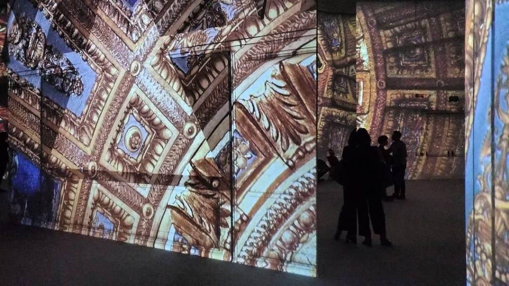 Raffaello in 3d mostra Milano